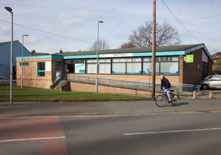 Irlam Library, Liverpool Road, Irlam, Salford