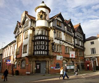 White Lion pub, Great Underbank, Stockport