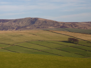 Kinder Scout from Lantern Pike