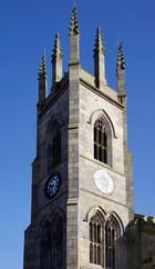 Former church, Thyme Street, Bolton