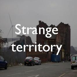 Strange territory: Liverpool's dockland ruins