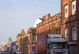 Derby Street, Cheetham Hill
