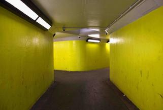 Pedestrian underpass, Lancashire Hill, Stockport