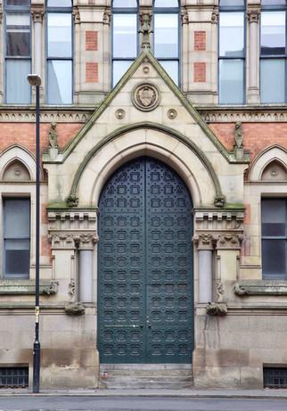 Crown Court, Minshull Street