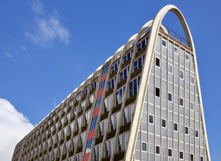 Hollings Building, Manchester Metropolitan University, Oxford Road