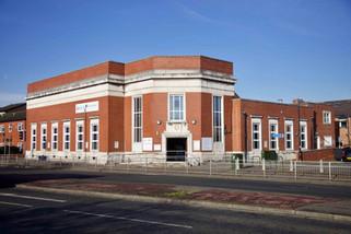 Stretford Library, Kingsway, Stretford