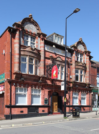 The Griffin Hotel, Standishgate, Wigan