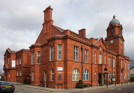 Westhoughton Town Hall, Market Street, Westhoughton