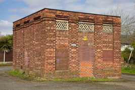 Substation, Amberley Drive, Wythenshawe