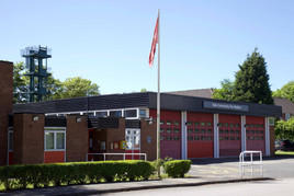 Sale Community Fire Station, Sibson Road, Sale, Trafford