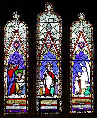 St Chad the Towns Parish Church, 7 Church Stiles, Rochdale