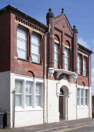 Former police station, Morley Street, Whitefield