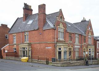 Former police station, Werneth Hall Road, Werneth, Oldham