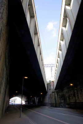 Railway viaducts, Fairfield Street