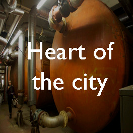 The heart of the city: under Senate House