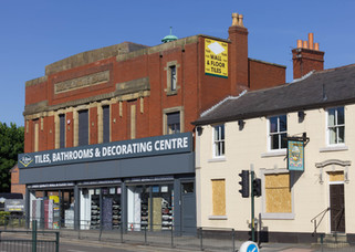 Co-operative Hall, Manchester Road, Hollinwood, Oldham
