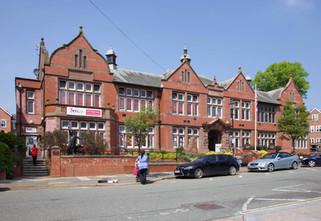 Altrincham Town Hall, Market Street, Altrincham