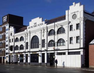 The Art Picture House, Haymarket Street, Bury