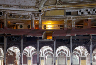 Michigan Theatre, Detroit