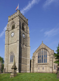 St Michael's Church, Townley Street, Middleton