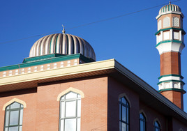 Masjid Hamza, Mowbray Street, Ashton-under-Lyne