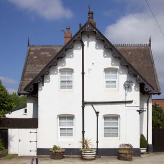 Former Bredbury railway stationmaster's house, Stockport Road East, Bredbury, Stockport