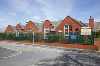 Lord Street School, Peter Martin Street, Horwich
