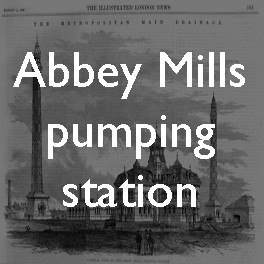 Cathedral of sewage: the Abbey Mills pumping station