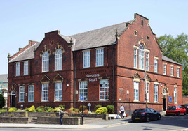 Stockport Coroner's Court, Wellington Road South, Stockport