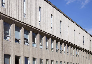 Kantorowich Building, University of Manchester, Bridgeford Street