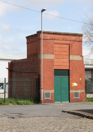 Substation, Gregge Street, Heywood
