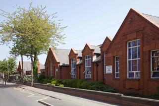 Hazel Grove primary school, Chapel Street, Hazel Grove, Stockport