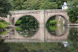 Ringley Bridge, Ringley, Bolton
