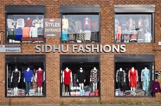 Sidhu Fashion, Broughton Street, Cheetham Hill