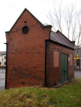 Substation, Bury Road, Tonge Fold, Bolton