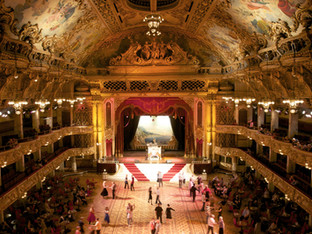 Blackpool Tower ballroom, Blackpool