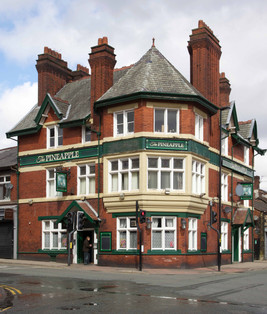 The Pineapple, Beal Lane, Shaw, Oldham