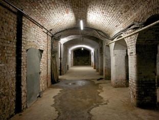 Barton Arcade undercroft, Manchester