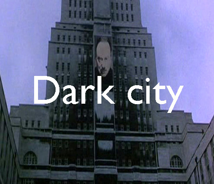 Dark city: the architectural imaginaries of Senate House