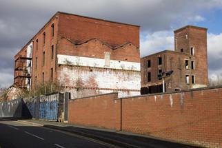 Saville Mill, Shifnall Street, Bolton