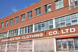 Mancheste Clothing Co Ltd, Knowsley Street, Cheetham Hill