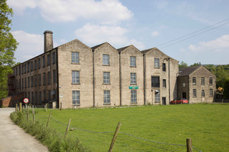 Broad Mill, Broadbottom, Tameside