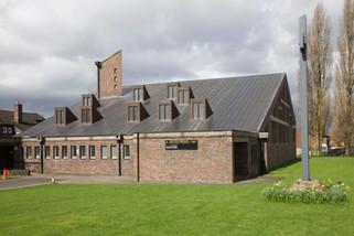 William Temple Church, Robinswood Road, Wythenshawe
