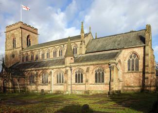 St Wilfred's Church, Church Road, Northenden
