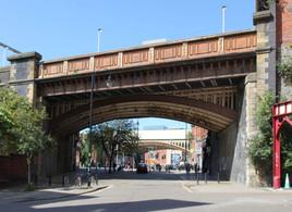 Railway bridge, Deansgate