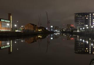 Manchester Ship Canal, Pomona