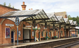 Wellingborough railway station