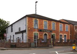 Eccles Mosque, Liverpool Road, Eccles, Salford