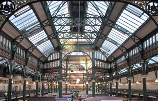 Kirkgate market hall, Leeds