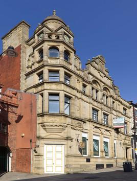 Union Bank of Manchester, Bridge Street, Stockport